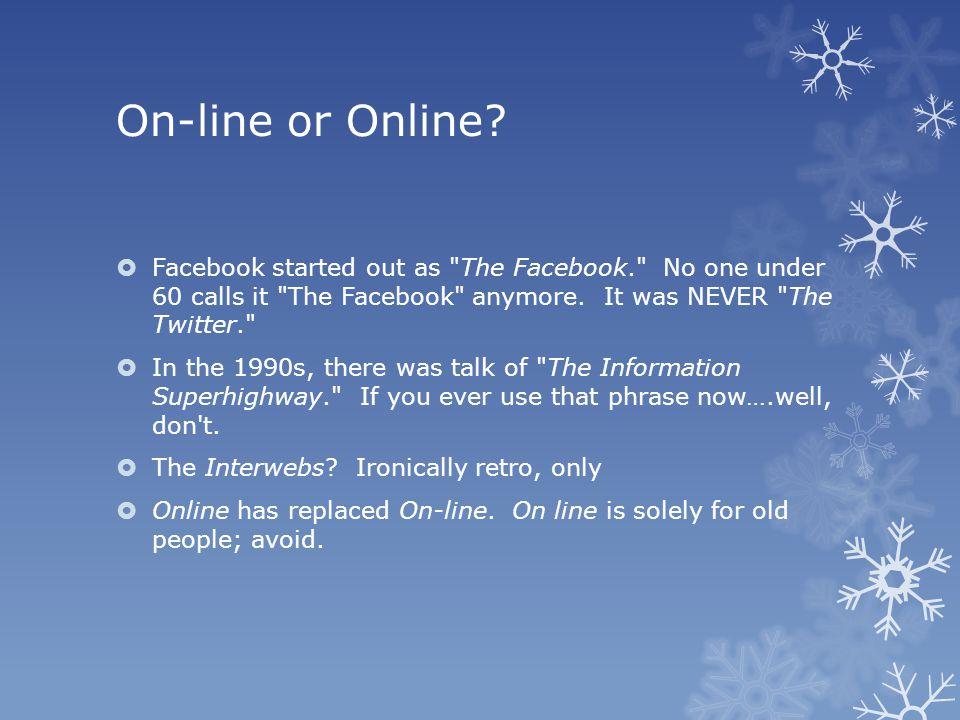 A Quiz: Should YOU Teach online.