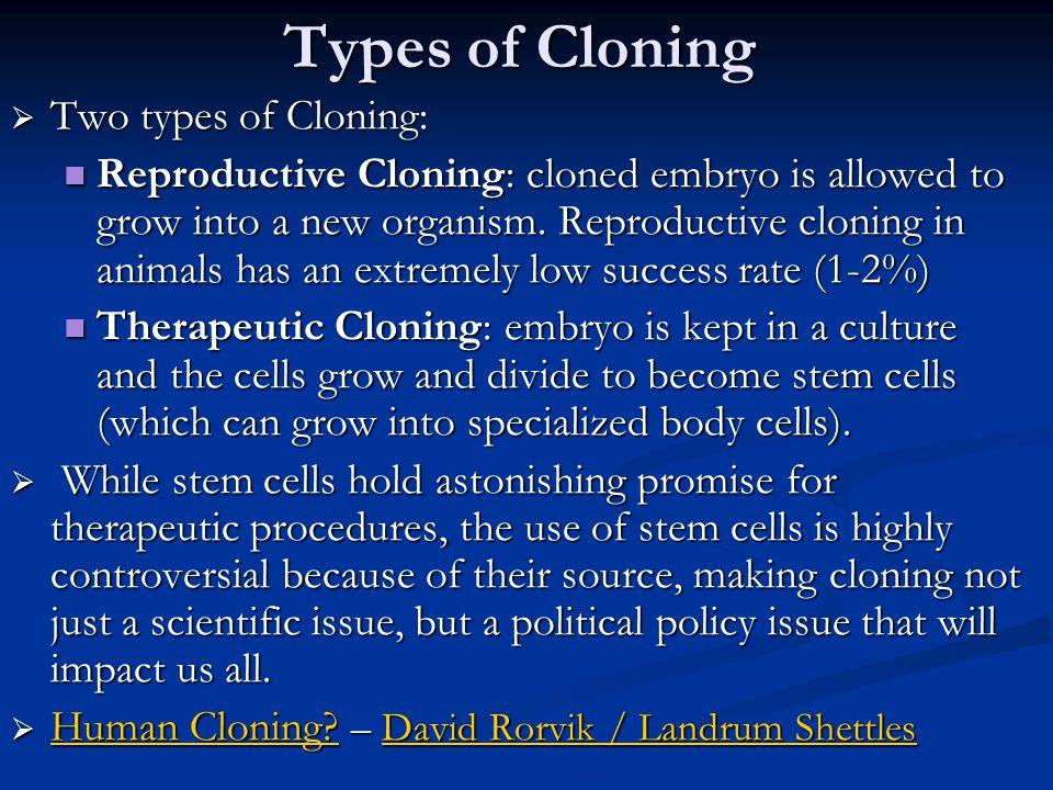 Cloning Techniques