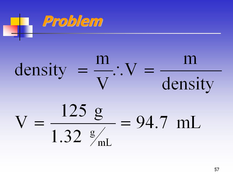 57 Problem