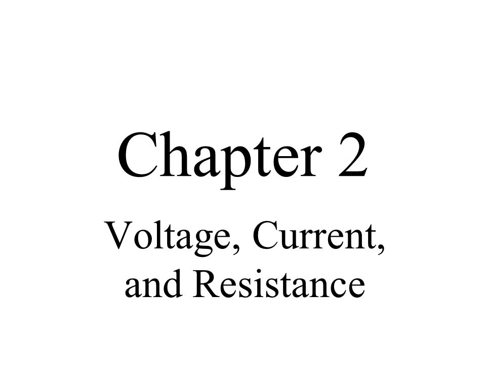 Objectives Describe the basic structure of an atom Explain the concept of electrical charge Define voltage and discuss its characteristics Define current and discuss its characteristics Define resistance and discuss its characteristics Describe a basic electric circuit Make basic circuit measurements