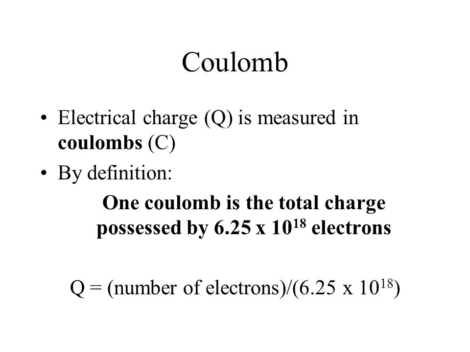Summary Voltage must be applied to a circuit to produce current One ampere is the amount of current that exists when one coulomb of charge moves through a given cross-sectional area in one second Resistance limits current One ohm is the resistance when there is one ampere of current in a material with one volt applied across the material