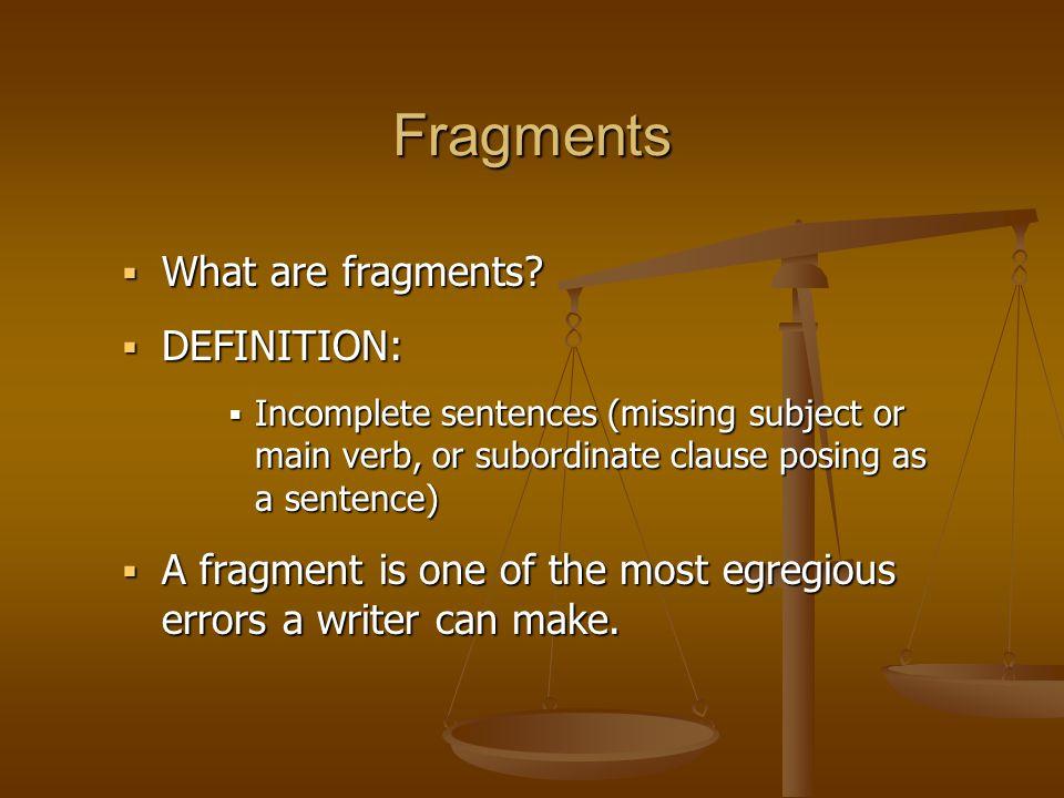 Commas Rule: Use commas between items in a series (serial commas).