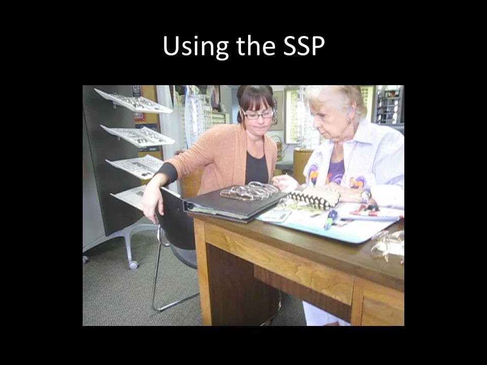 Using the SSP
