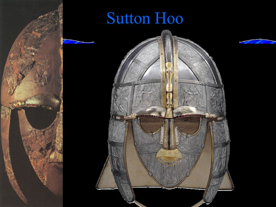 Sutton Hoo Photos from British Museum