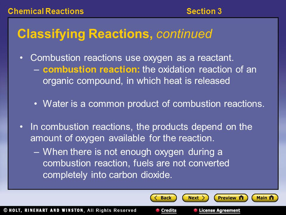 Section 3Chemical Reactions Visual Concept: Electrolysis