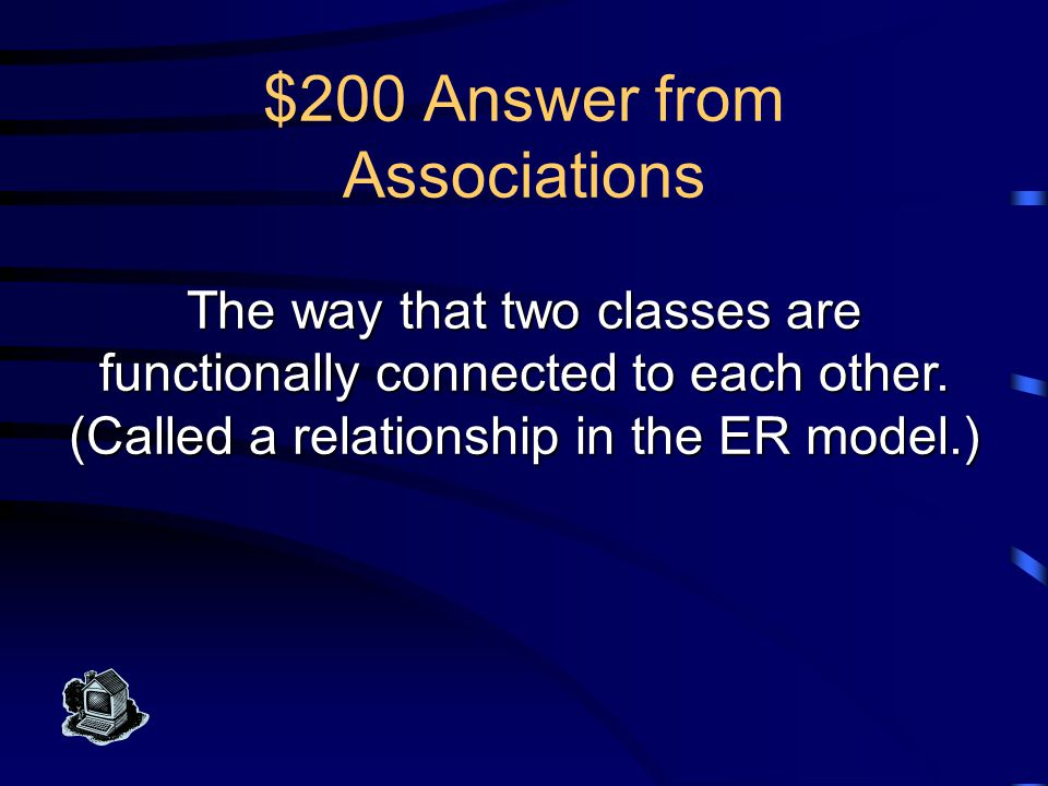 $100 Question from Associations What is multiplicity (UML)