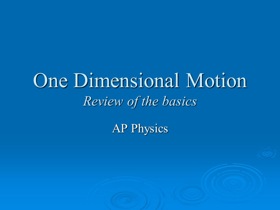 What are the accelerations and displacements?