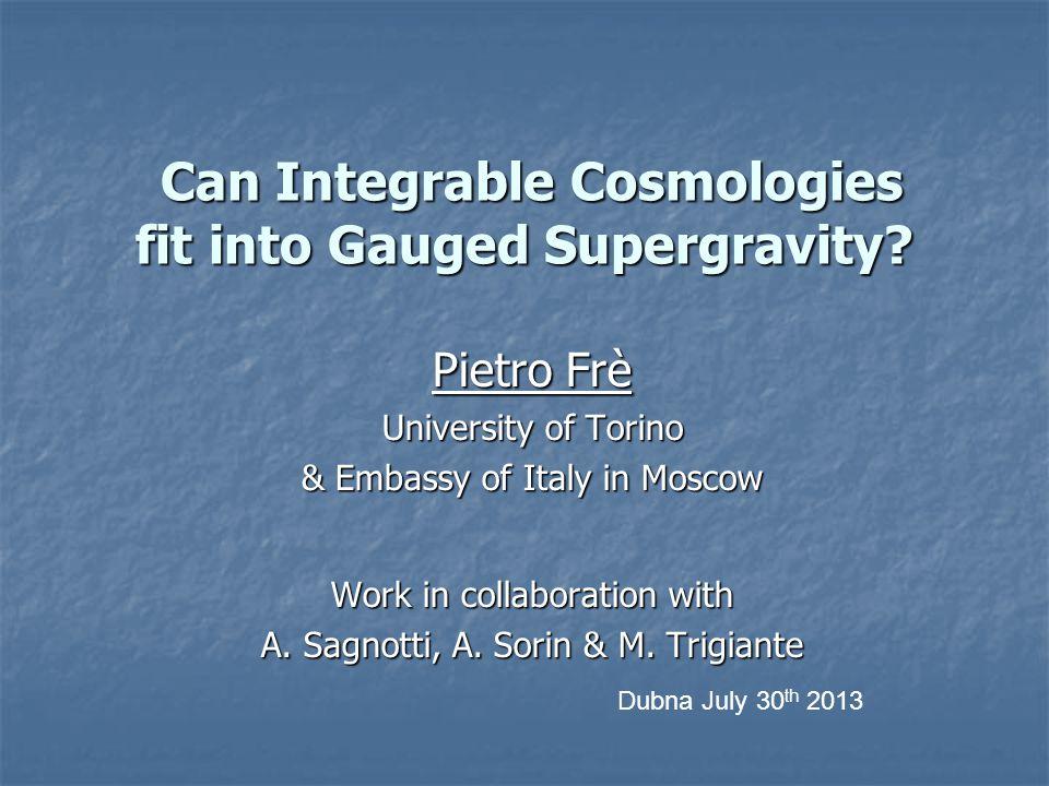 One scalar flat cosmologies Generalized ansatz for spatially flat metric Friedman equations when B(t) = 0