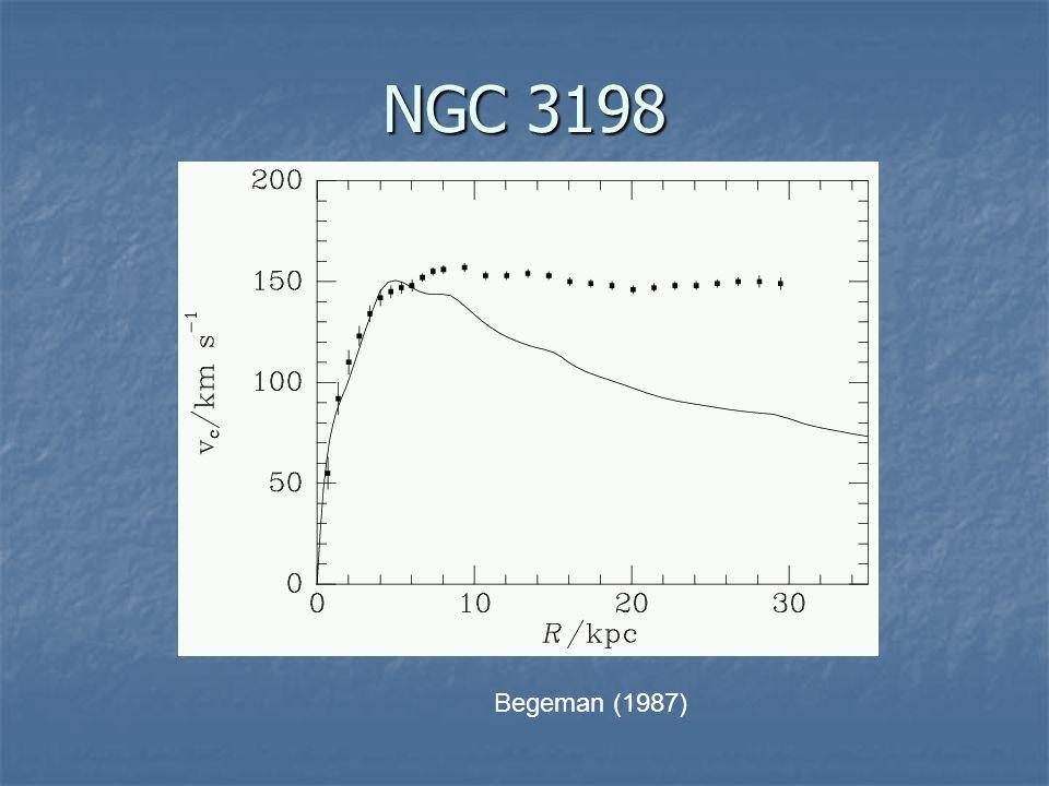 NGC 3198 Begeman (1987)