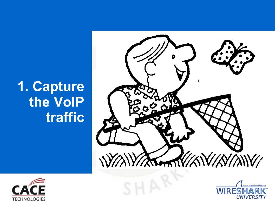 Demo – VoIP Call Statistics