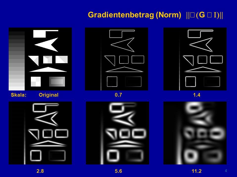 3 Gradient  G  1.42.85.6Skala: 1.42.85.6
