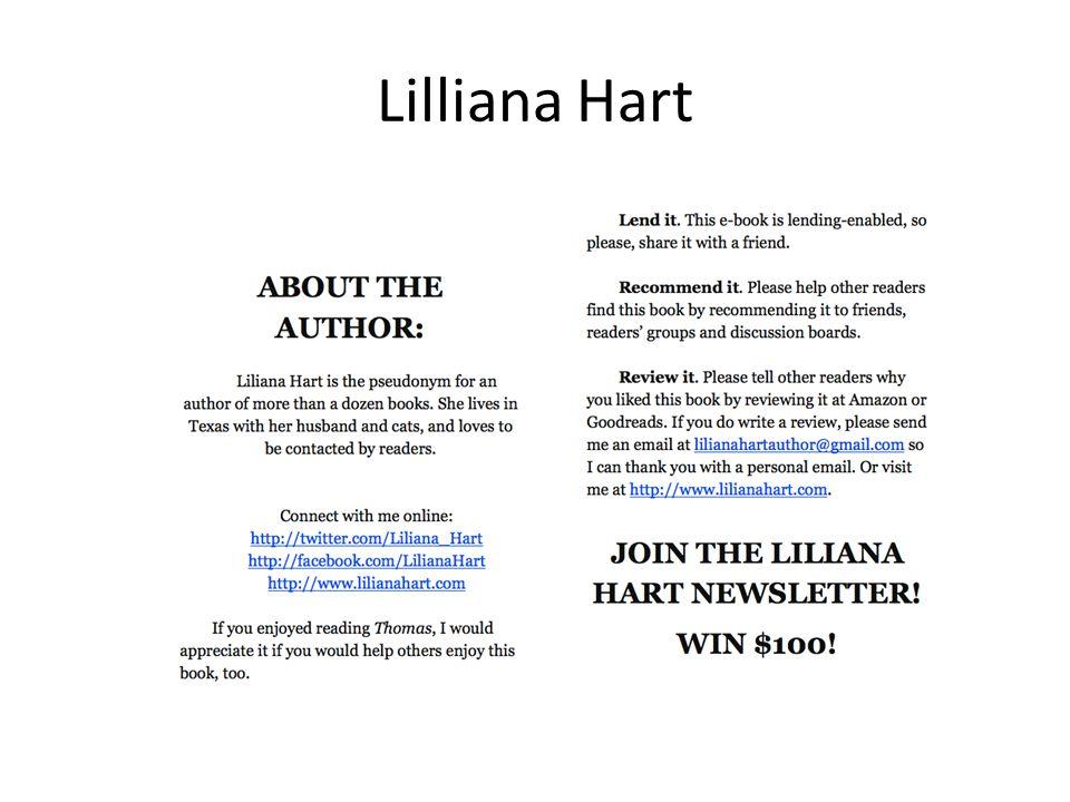 Lilliana Hart