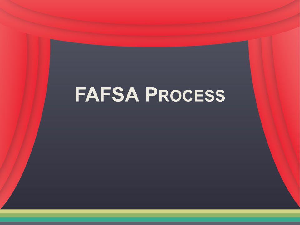 FAFSA P ROCESS
