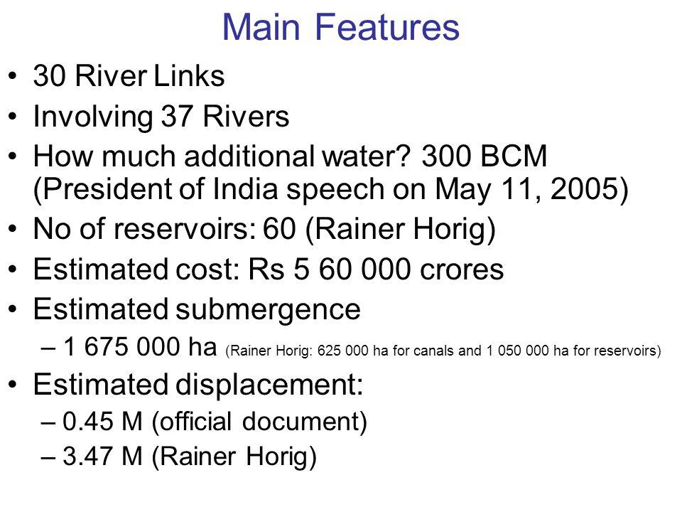 Monsoon above normal in majority of these years YearMonsoon Rainfall 1994110 % 1995100 % 1996103 % 1997102 % 1998105 % 199996 % 200092 % 200191 % 200281 % 2003105 % 200487 % 2005100 %