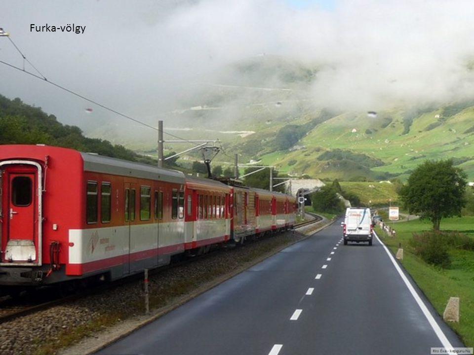 Gotthard-völgy
