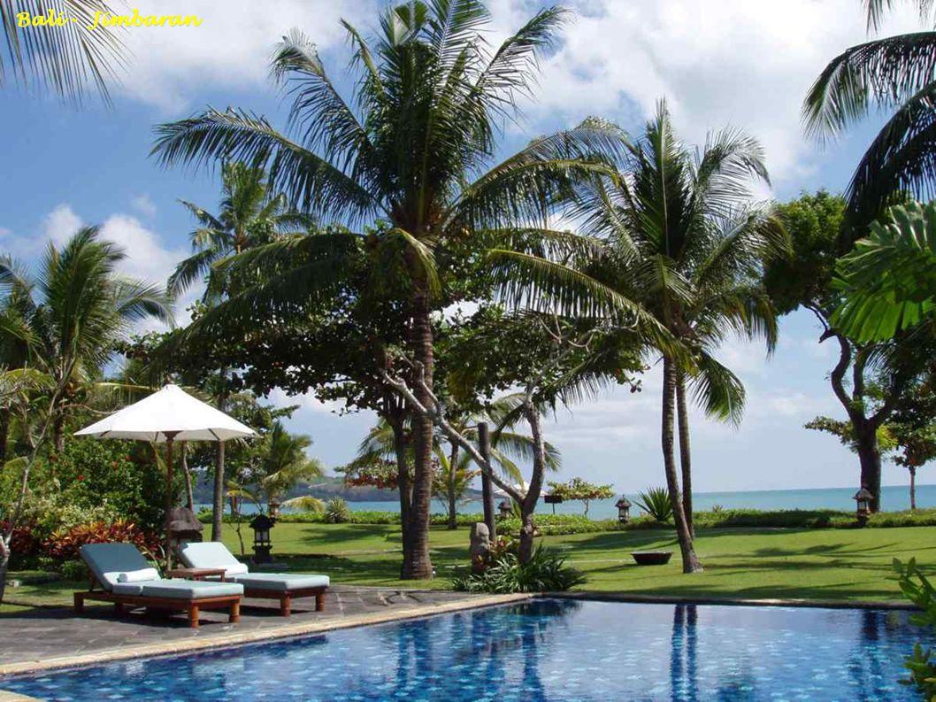 Bali - Ubud - Hangende tuin