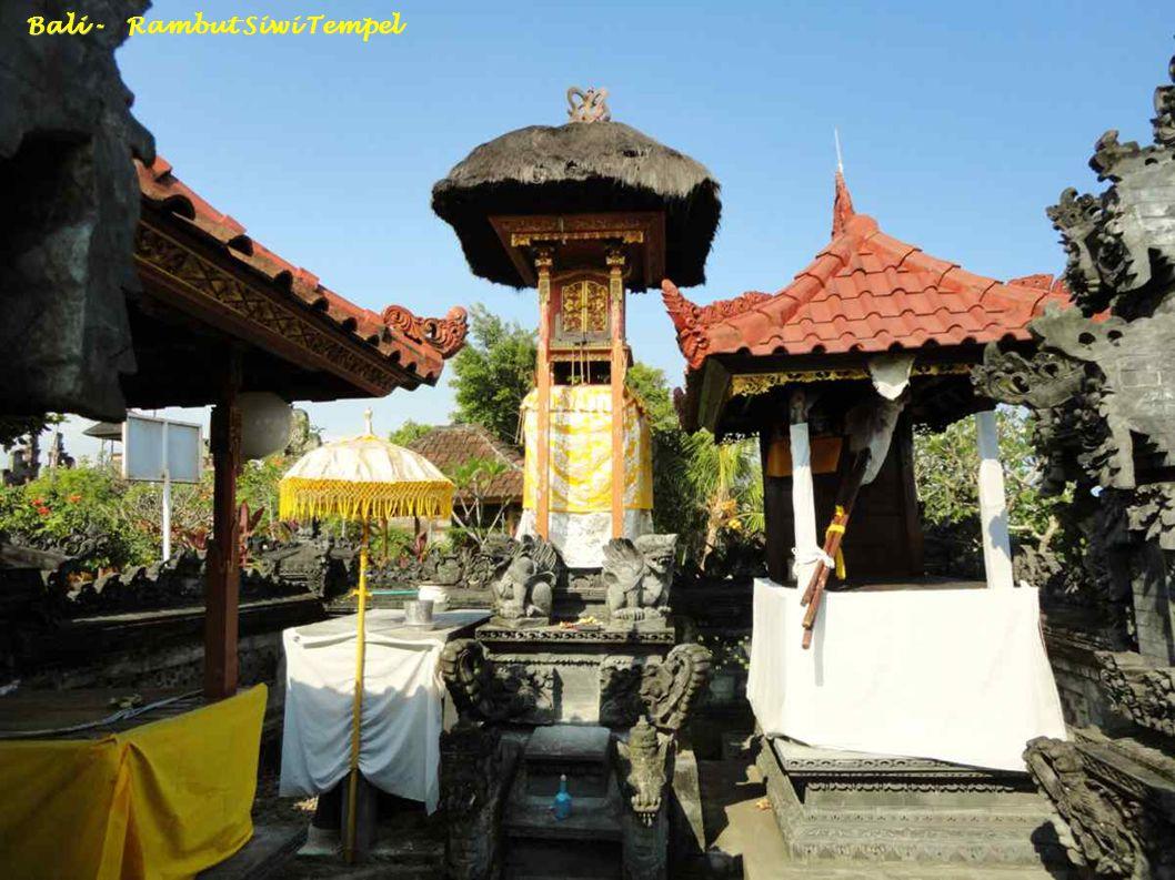 Bali - Bungalow op Taman Selini strand