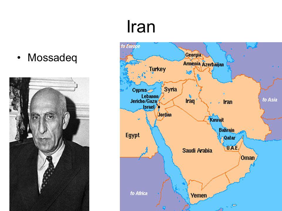 Iran Mossadeq