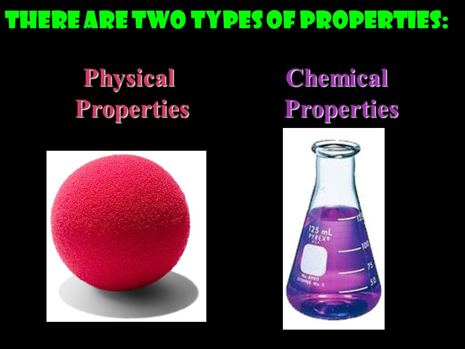 Physical Properties can be observed without changing without changing the matter: shape state (solid, liquid, or gas) density color smell appearance