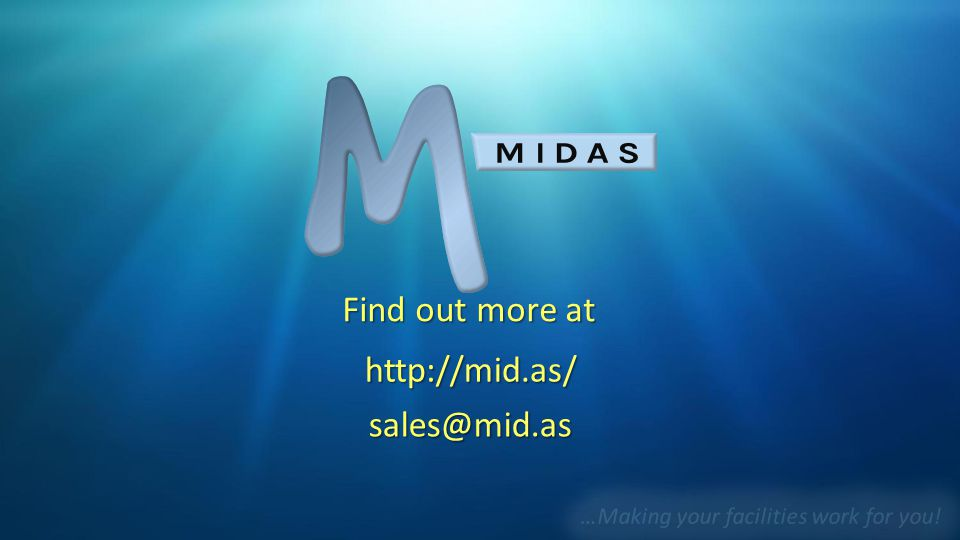 http://mid.as/ Find out more at sales@mid.as