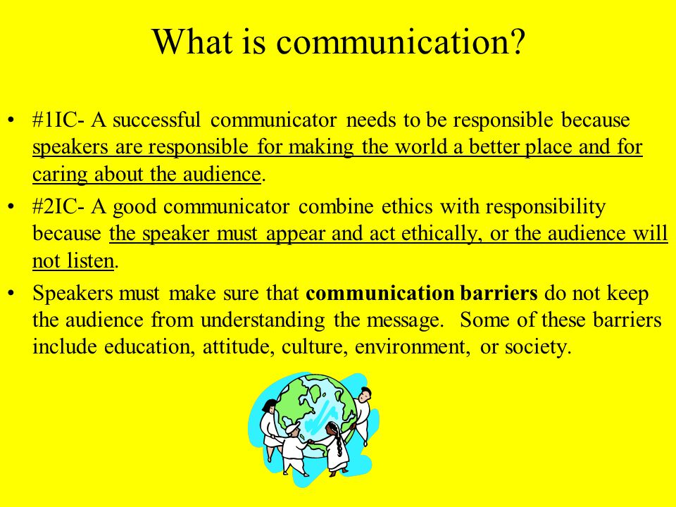 What is communication.Written communication is any communication that must be read.