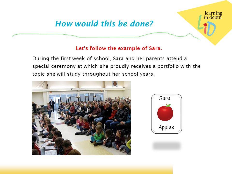 Q. It won't get teacher buy-in. A.