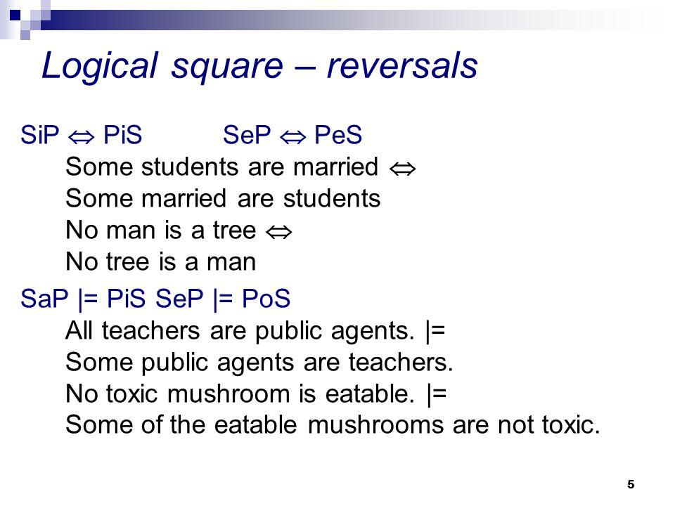 Přednáška 6 26 Venn's diagrams p 1 : All students learn to think logically.