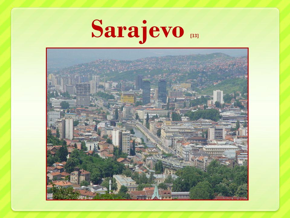 Sarajevo [13]