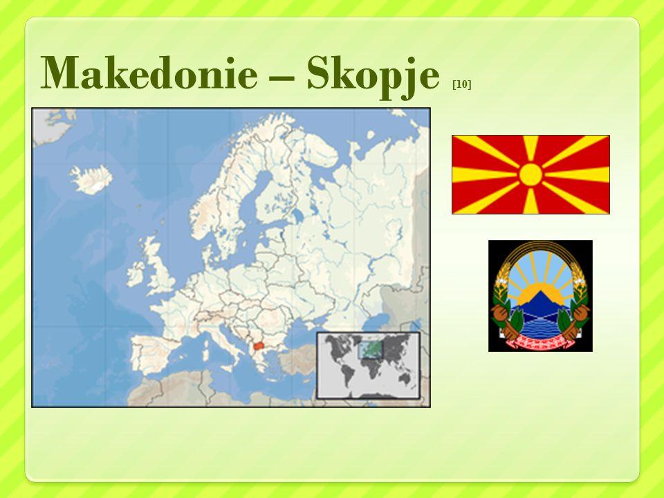 Makedonie – Skopje [10]
