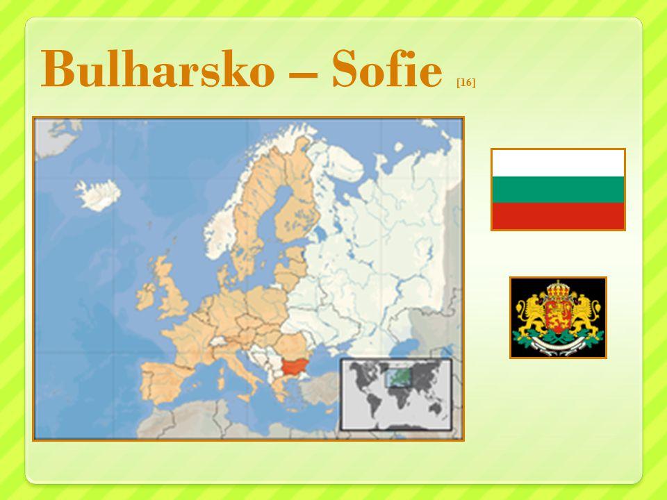 Bulharsko – Sofie [16]