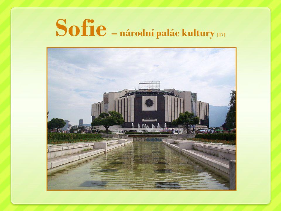 Sofie – národní palác kultury [17]