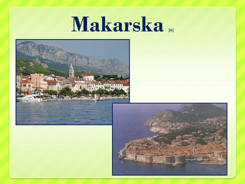 Makarska [6] Dubrovník