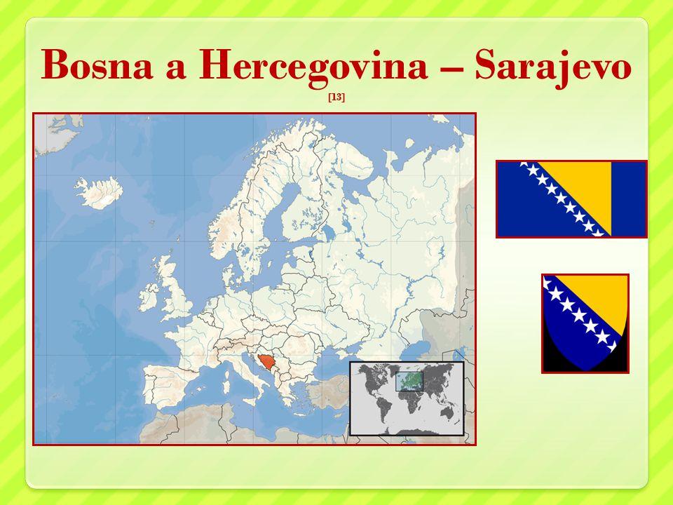 Bosna a Hercegovina – Sarajevo [13]