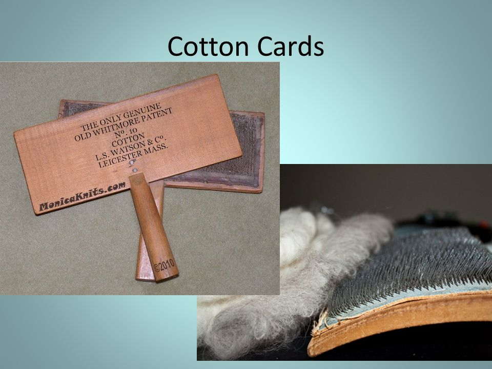 Cotton Cards