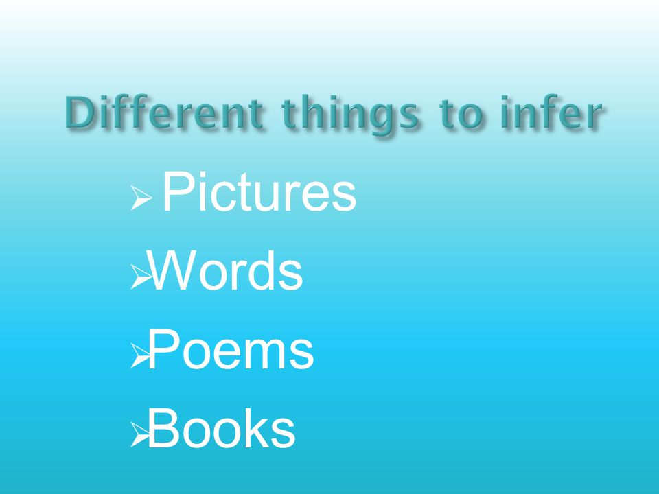  Pictures  Words  Poems  Books