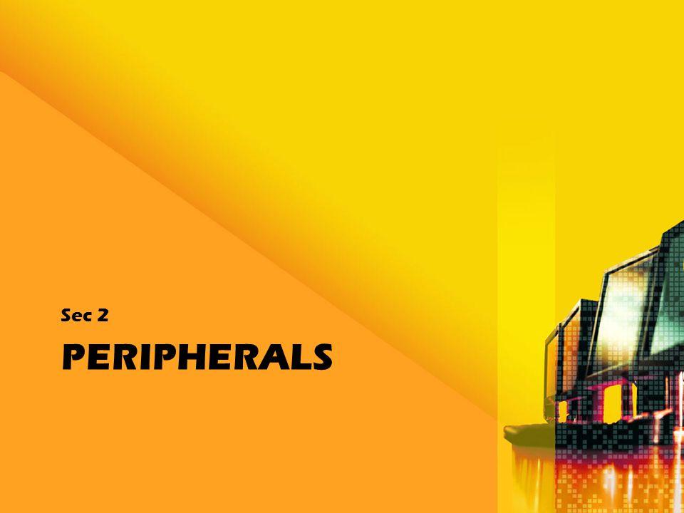 PERIPHERALS Sec 2