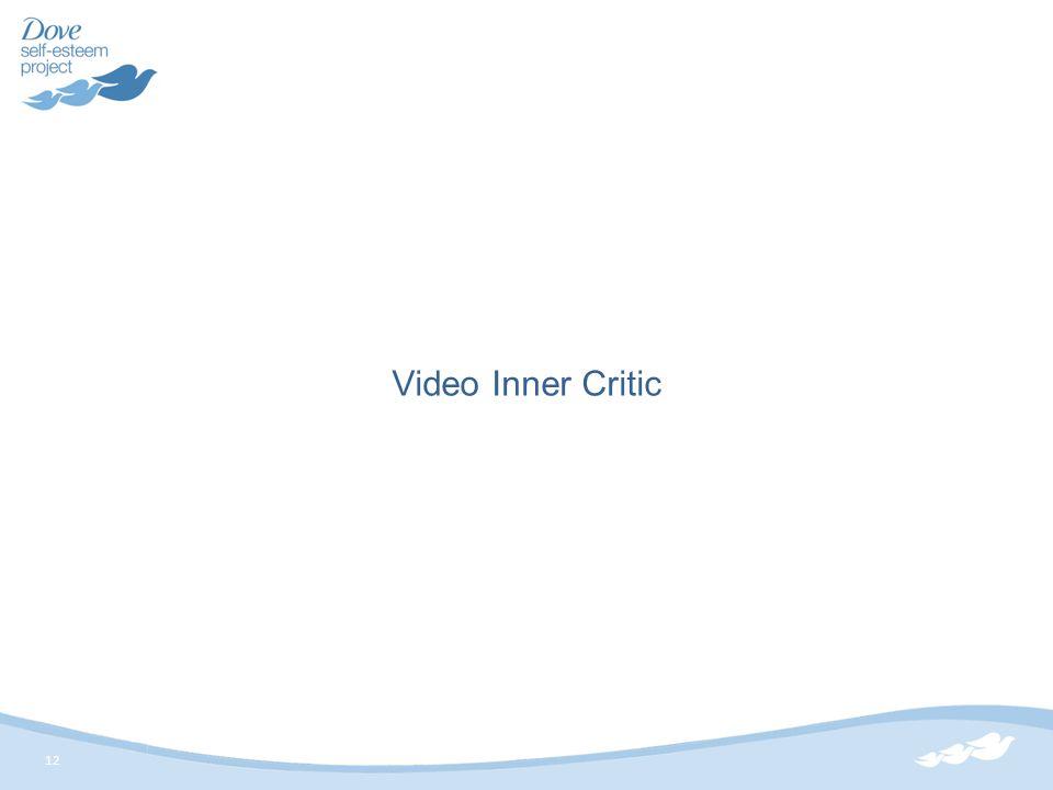12 Video Inner Critic