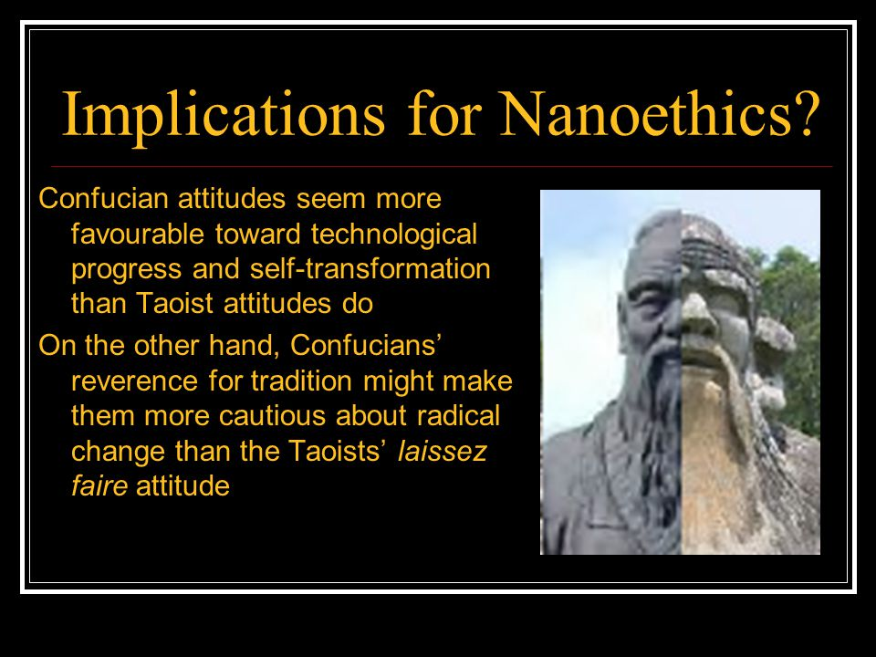 Implications for Nanoethics.