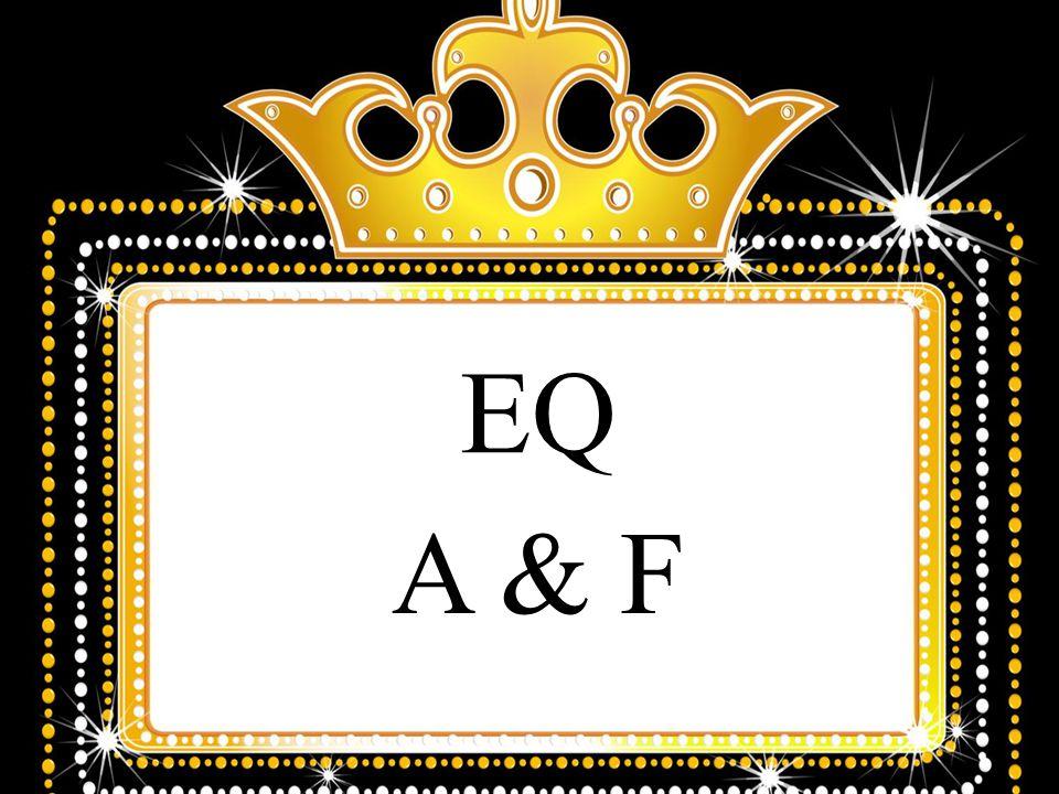 A & F EQ