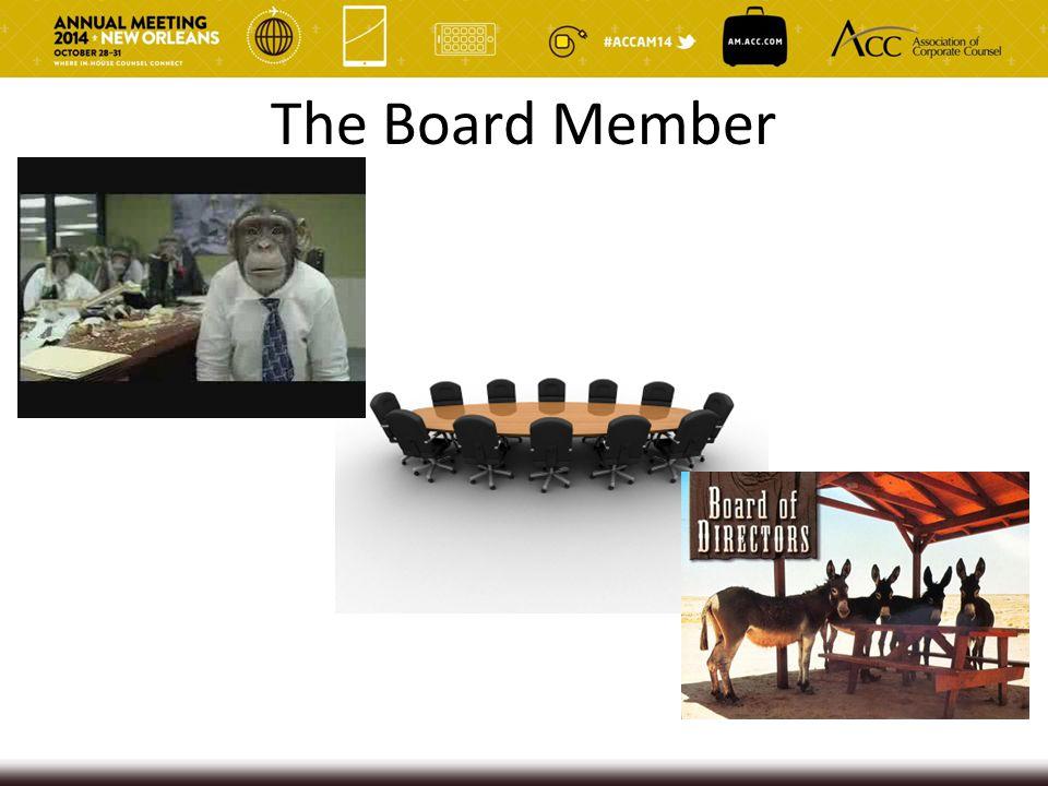 The Board Member