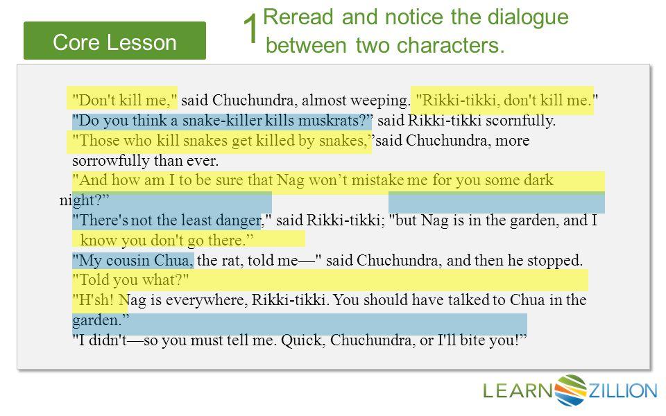 Don t kill me, said Chuchundra, almost weeping.