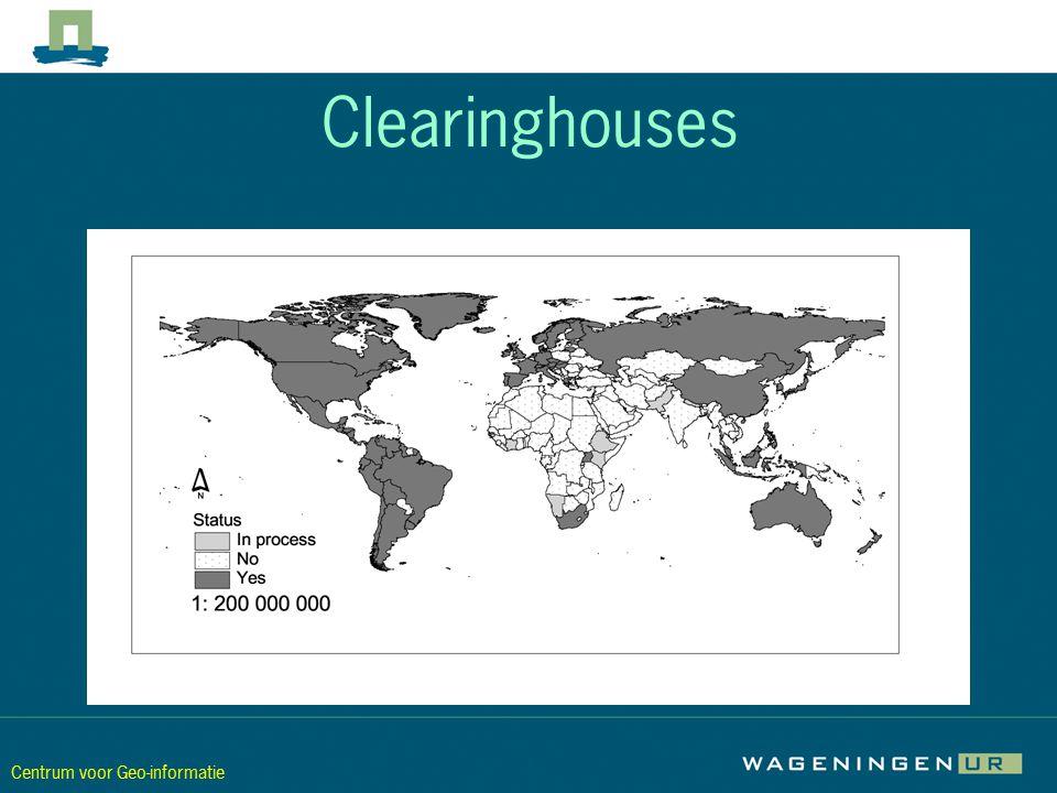 Centrum voor Geo-informatie Clearinghouses