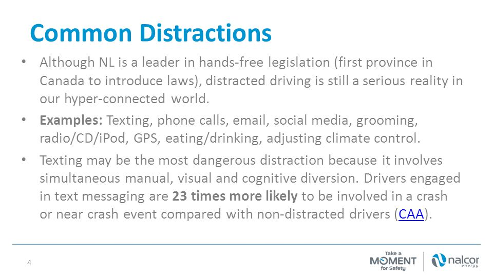 Tips to Avoid Distractions Take a message.Let your phone pick up your calls and text messages.