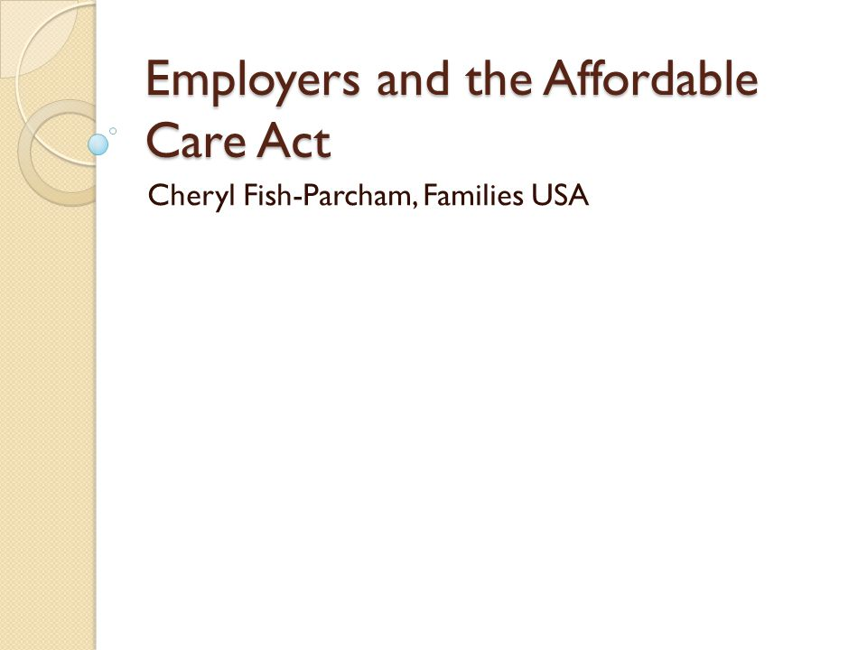 Do Large Employers Have to Provide Coverage.No.