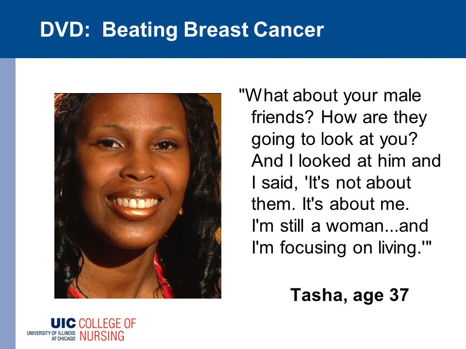 DVD: Beating Breast Cancer