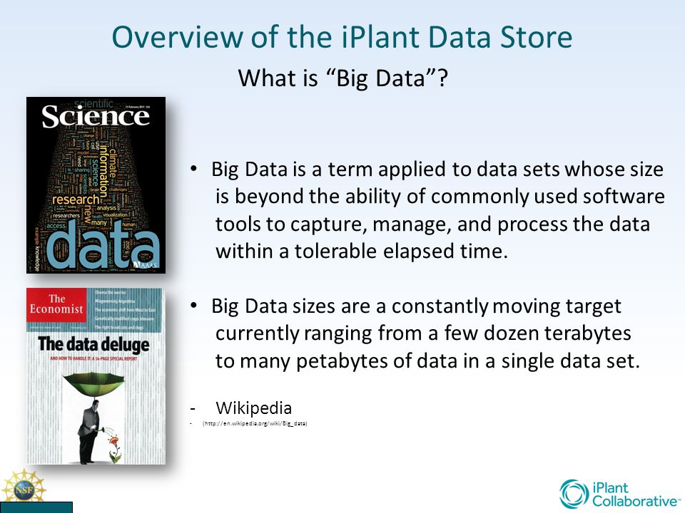 What is Big Data .