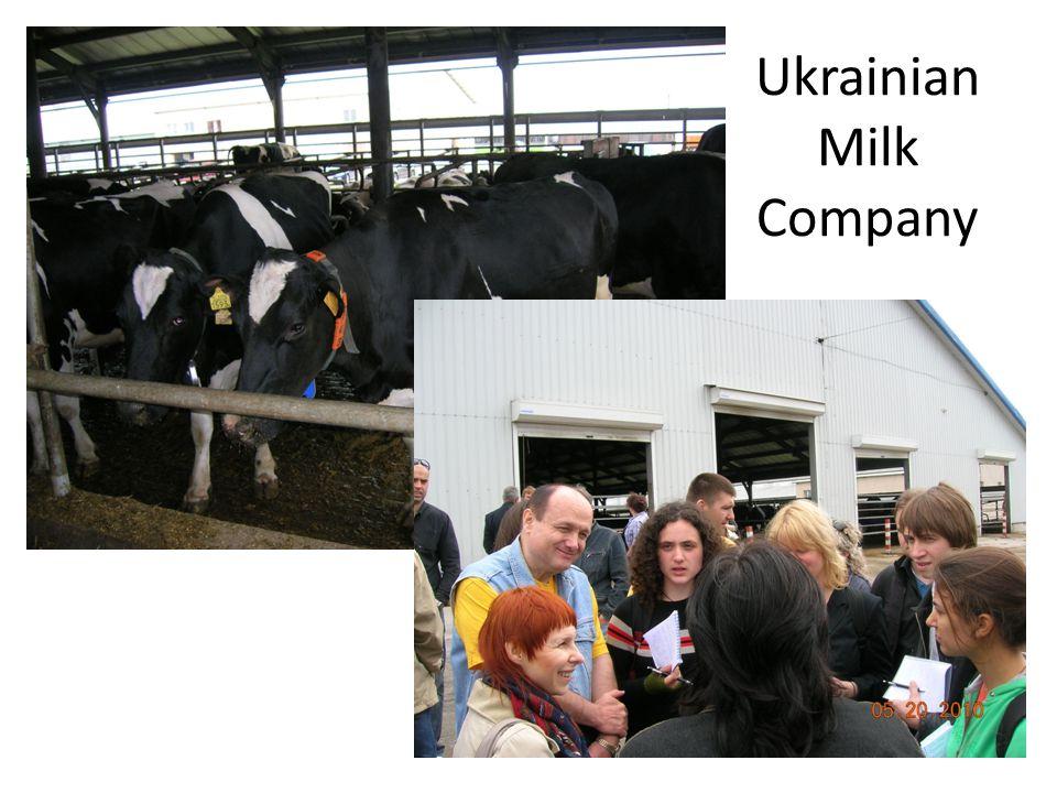 Ukrainian Milk Company