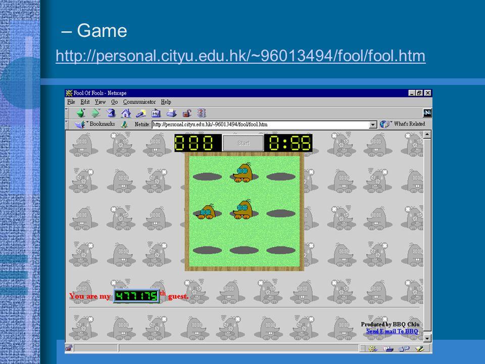 –Matching Games http://personal.cityu.edu.hk/~96013494/matching/