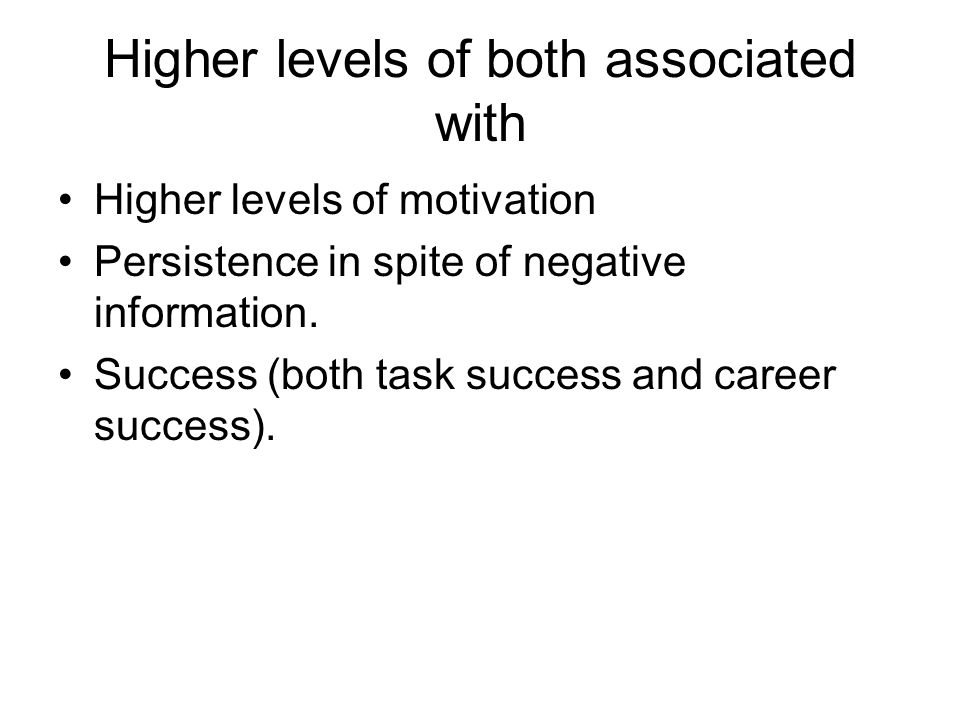 Effects of High Self-Efficacy and Esteem Prior Experience Sources of Beliefs FeedbackBehavioral PatternsResults High I know I can do this job Self-efficacy beliefs Success  Be active—select best opportunities  Manage the situation— avoid or neutralize obstacles  Set goals—establish standards  Plan, prepare, practice  Try hard: persevere  Creatively solve problems  Learn from setbacks  Visualize success  Limit Stress Role models Persuasion Emotional state 5-7 Figure 5-2 McGraw-Hill ©.