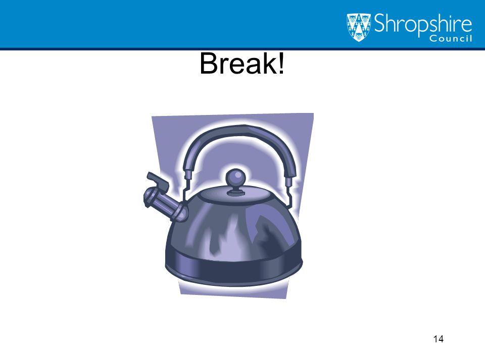 Break! 14